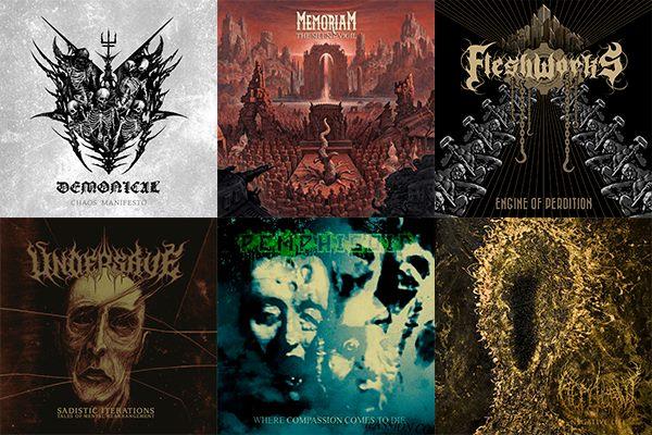 death-metal-playlist-march-2018