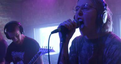 Venom Prison, guarda il live per Audiotree